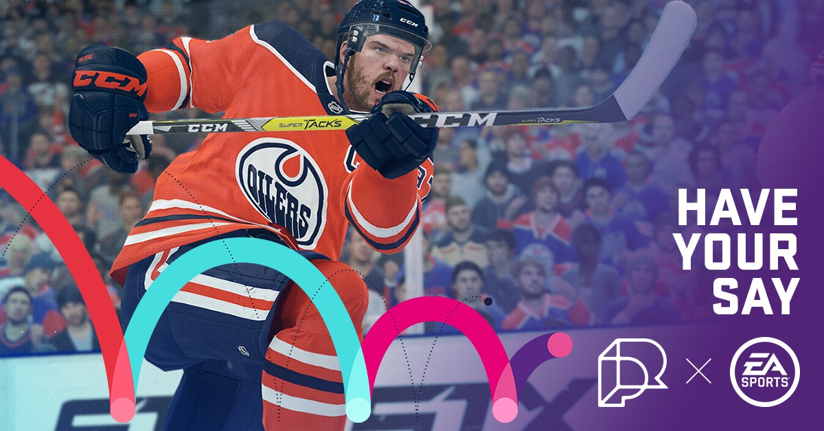 Player Research x EA Advertisement